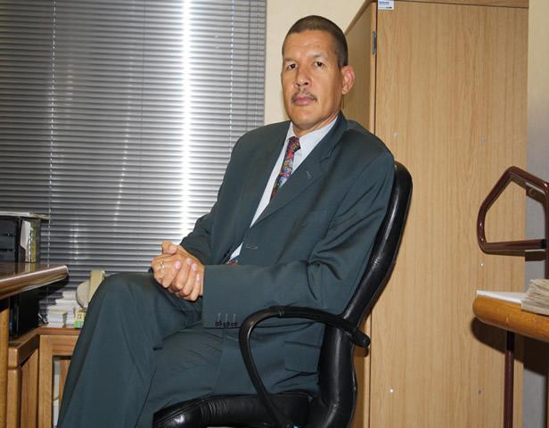 Managing Director of BIC, Dziki Nganunu
