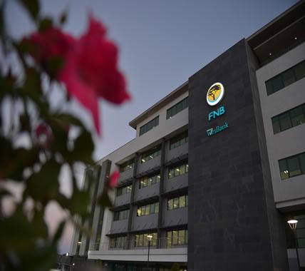 Fnbb unveils its new cbd located head office - National trust head office address ...