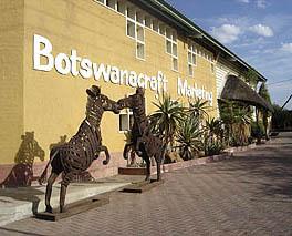 botswana craft