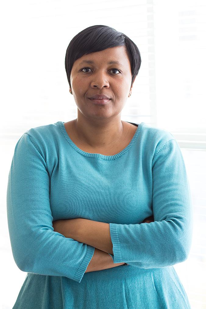 BIHL Trust Administrator, Tebogo Keepetsoe