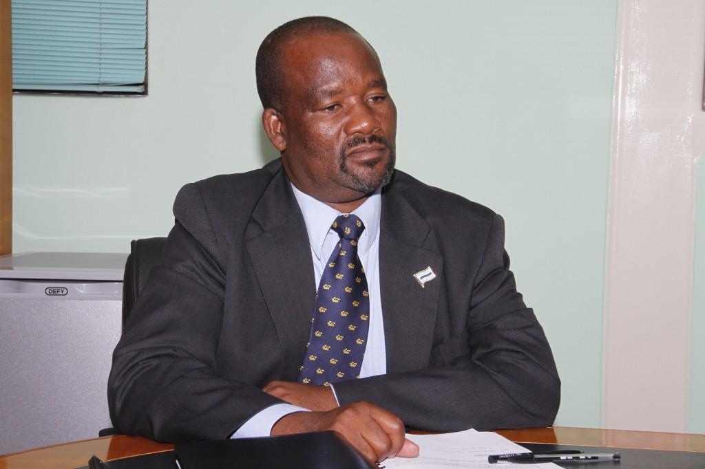 Mr. Baleti Molake, BNPC Executive Director
