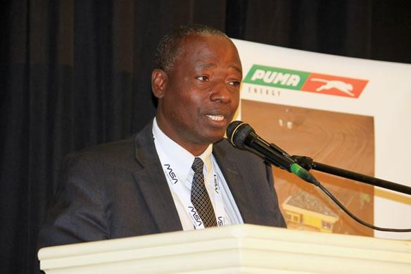 Charles Siwawa, CEO, Botswana Chamber of Mines