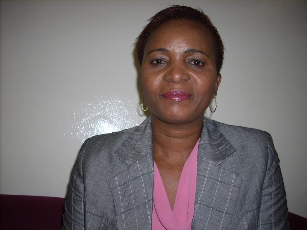 Business Botswana CEO Machailo-Ellis