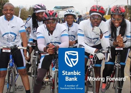 Stanbic Bank sponsors annual Morupule Coal Mine Cycling ...