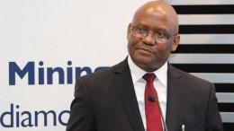 Mr. Balisi Bonyongo, CEO of Debswana