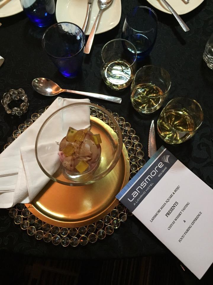 Lansmore whisky tasting