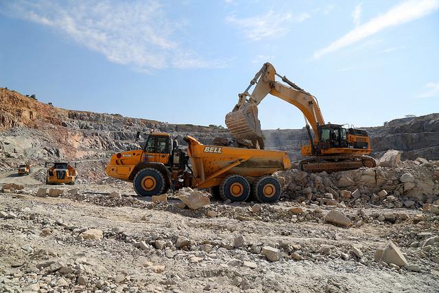 Murowa open pit mine (Pic By Rio Tinto)
