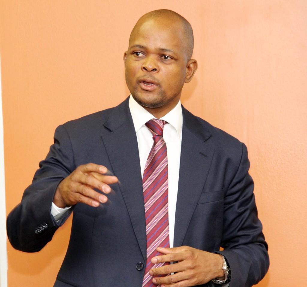 Mr. Thapelo Tsheole