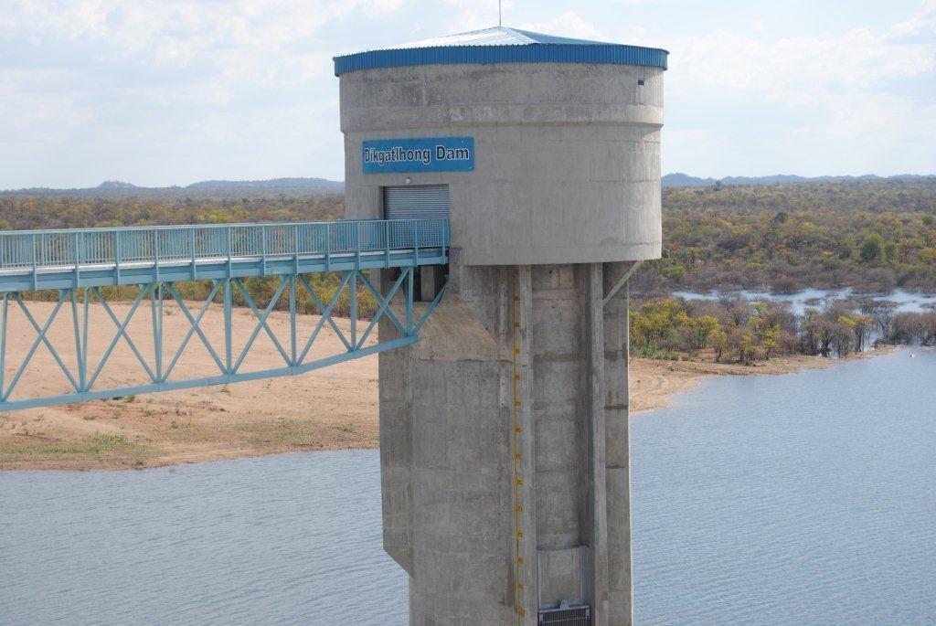 Dikgatlhong Dam