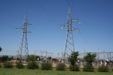Eskom transmission line