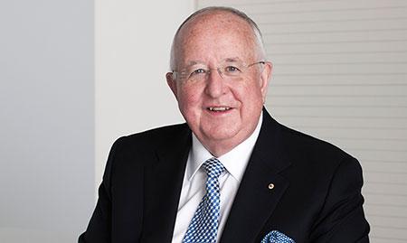 Rio Tinto chief executive Sam Walsh