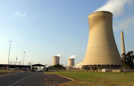 Arnot power station
