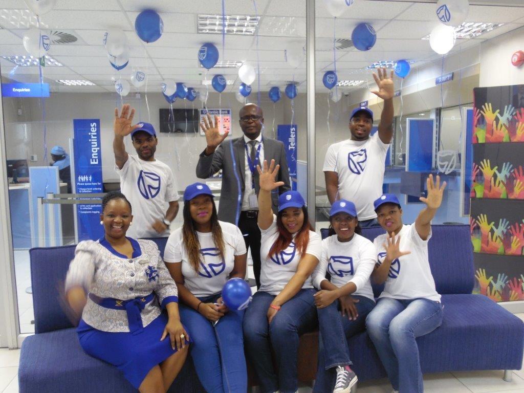 Mogoditshane Branch Team