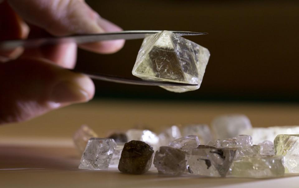 Alrosa diamonds pic by Alrosa