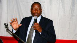 Charles Siwawa (Pic By Botswana Chamber of Mines