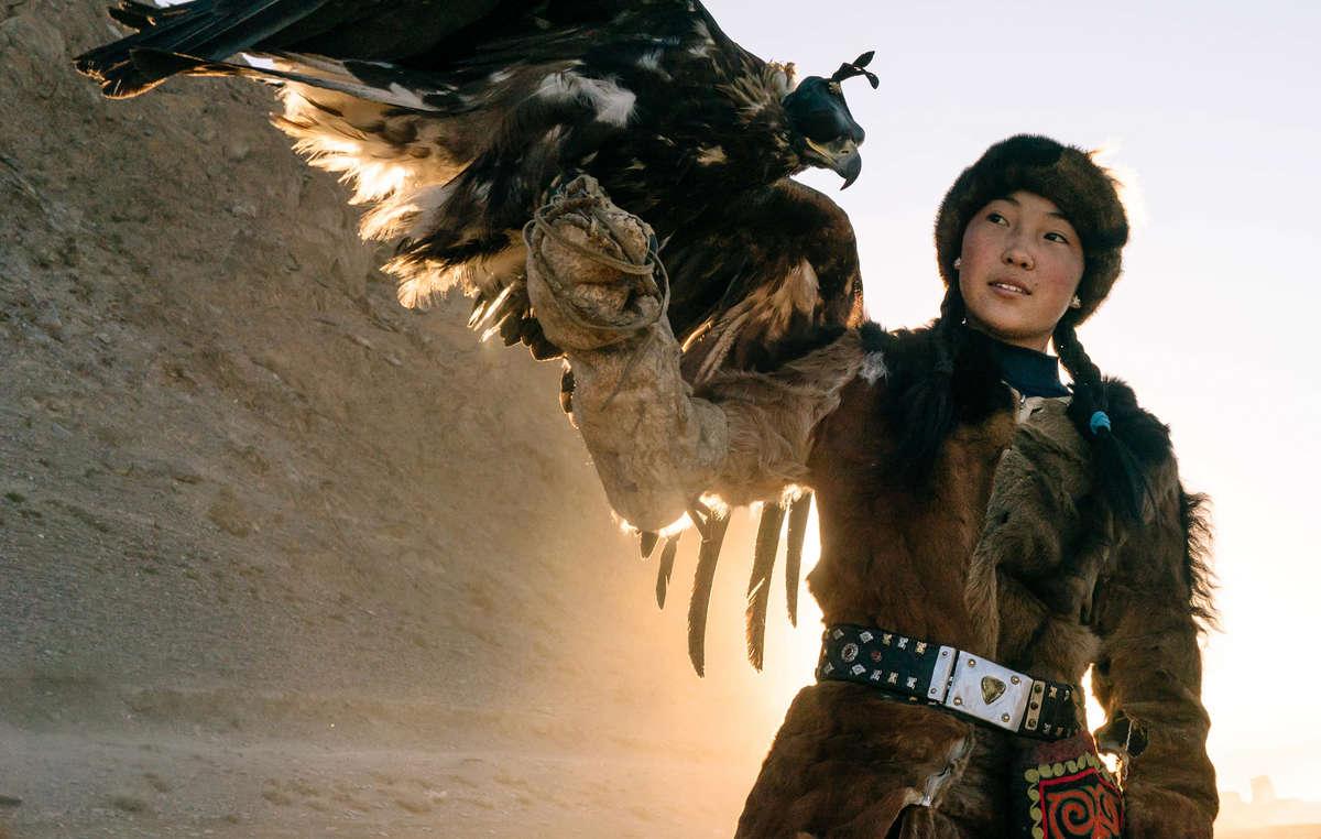 Survival Calendar 2021. Altai Kazakh, Mongolia, 2018. © Hannah Reyes Morales